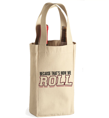 How I Roll Winebag