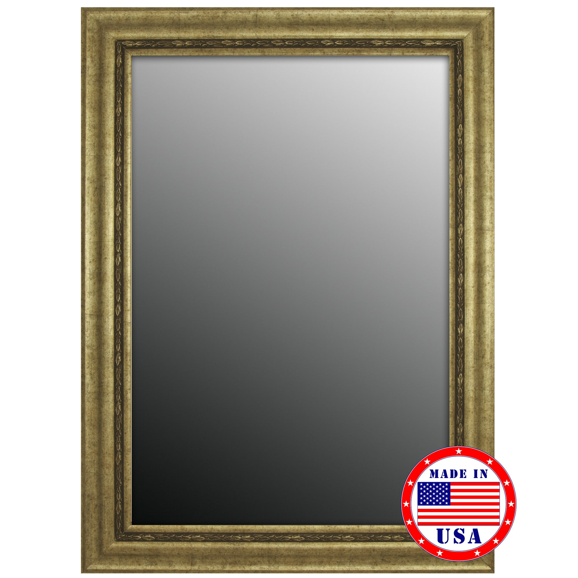Framed Wall Mirrors andelusian silver classic framed wall mirror – mirrorsmart