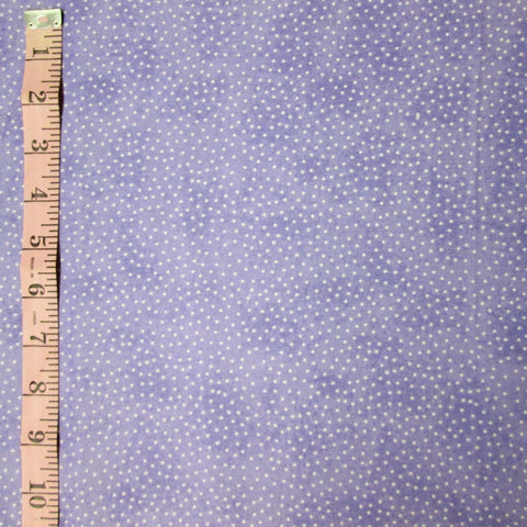 Comfy Flannel, Purple Dots (6152)