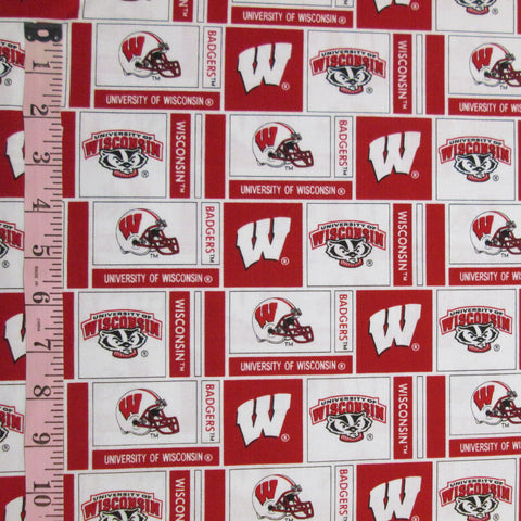 College Prints, UW-Madison Football (6418)
