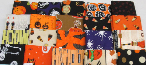 Halloween Fat Quarter Bundle