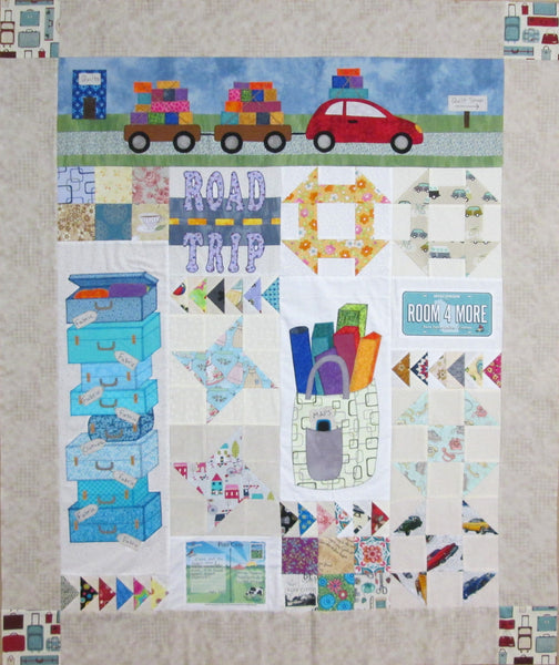 Road Trip by Twin Turtle Quilts