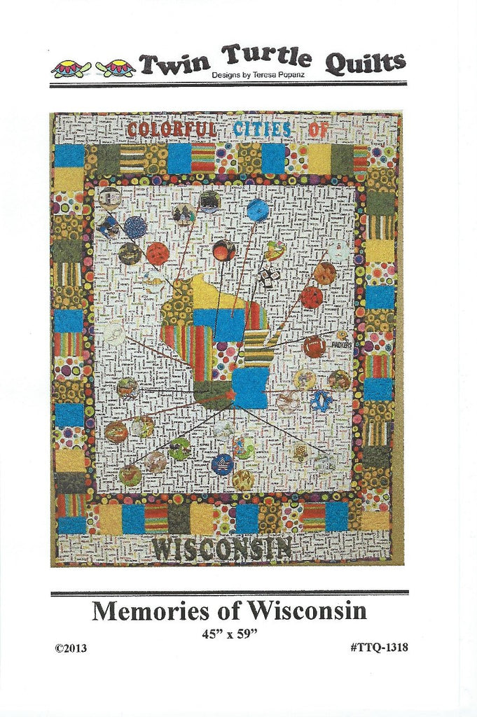 Memories of Wisconsin Pattern