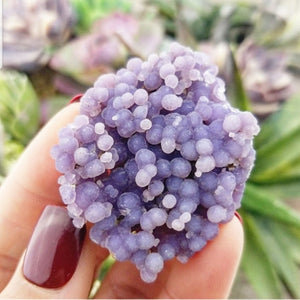 Grape Agate - 002