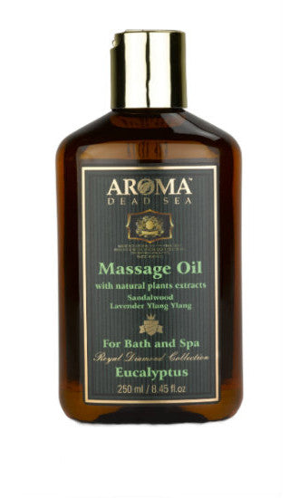 Eucalyptus Massage Oil