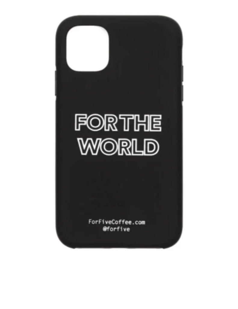 For The World iPhone Case