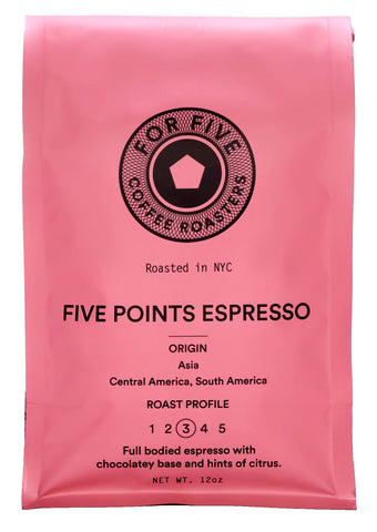 Five Points Espresso