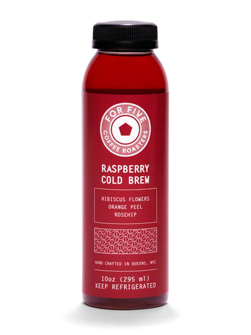 Raspberry Cold Brew 24 Pack
