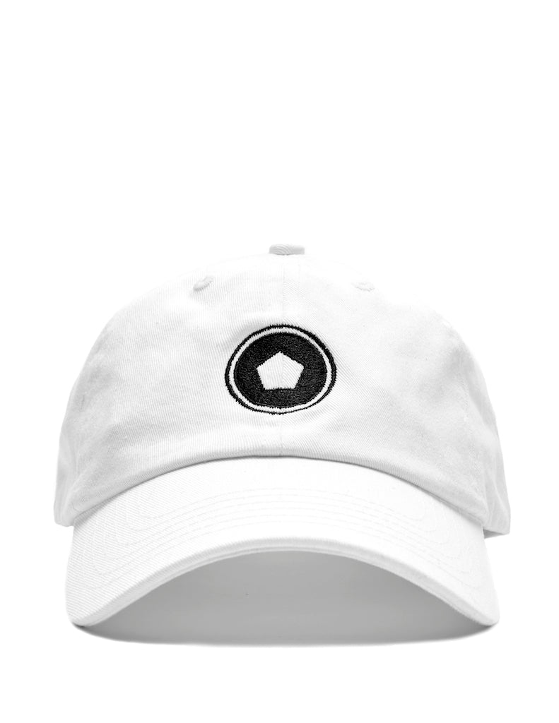 White Token Cap