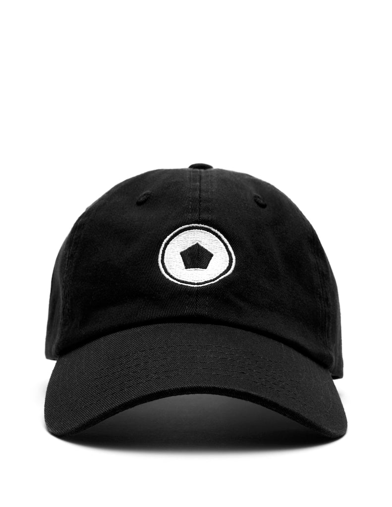 Black Token Cap