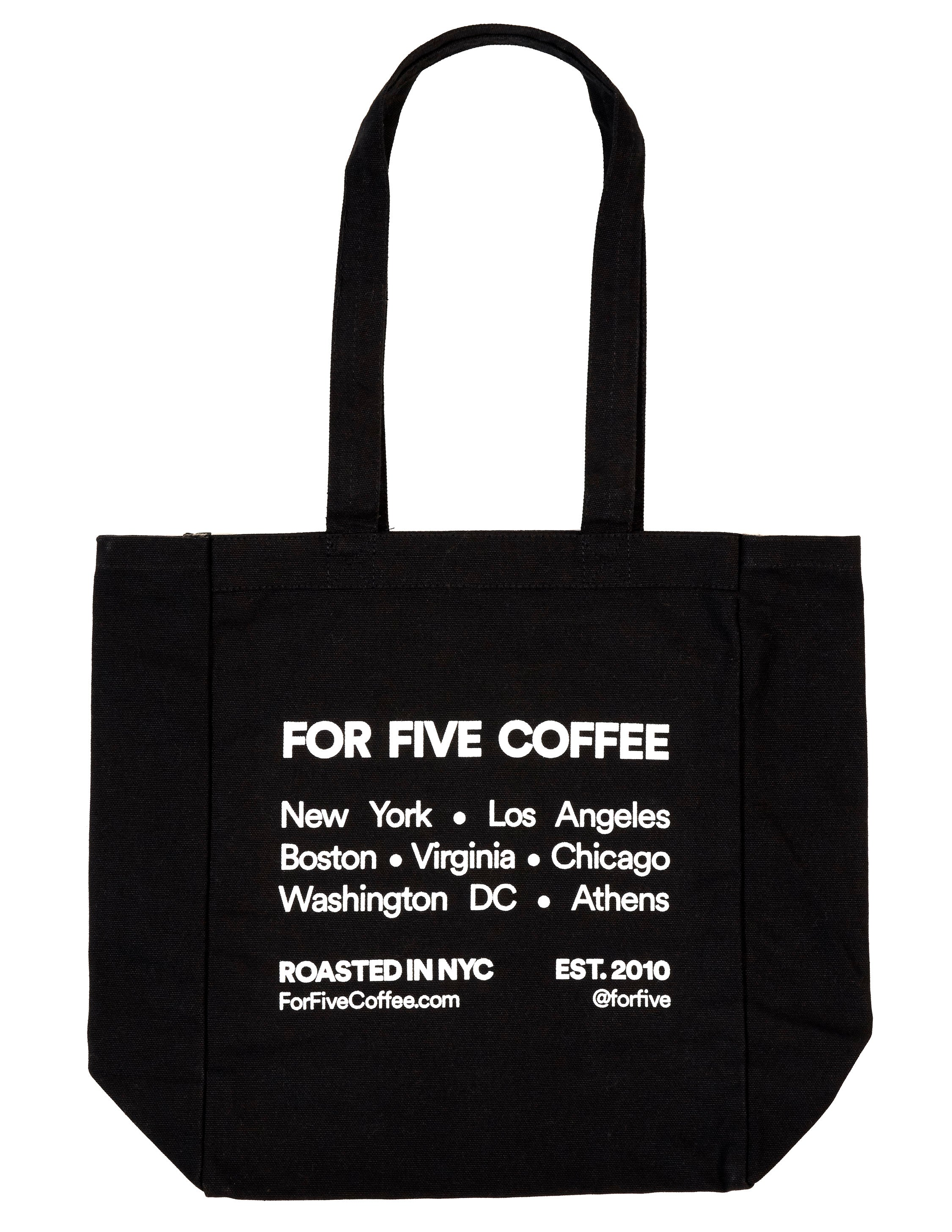 For The World Tote Bag
