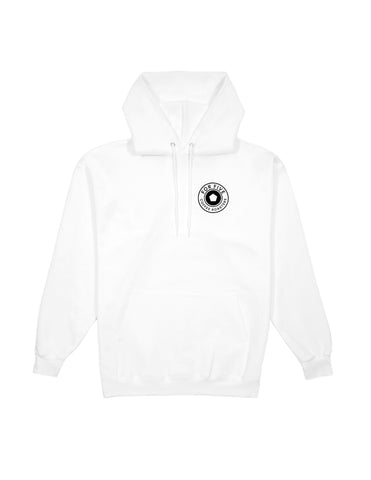 White Cafe Hoodie