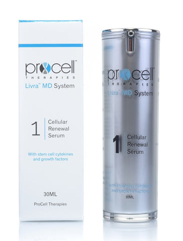 #1 Cellular Renewal Serum - MD: $120 (Practitioners)