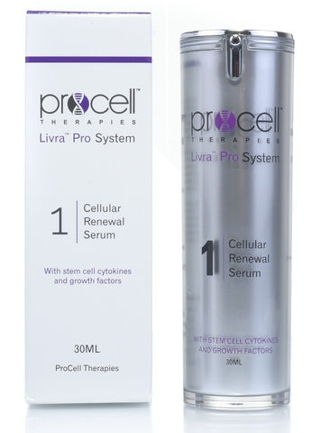 #1 Cellular Renewal Serum
