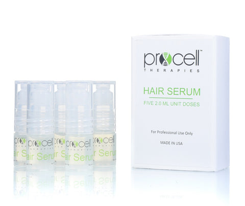 ProCell Hair Growth Serum (Box of 5 2ml vials)