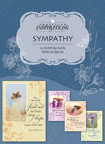 Tenderness - card box set with scripture
