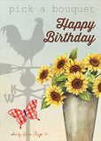 Farm Flower Market-Birthday