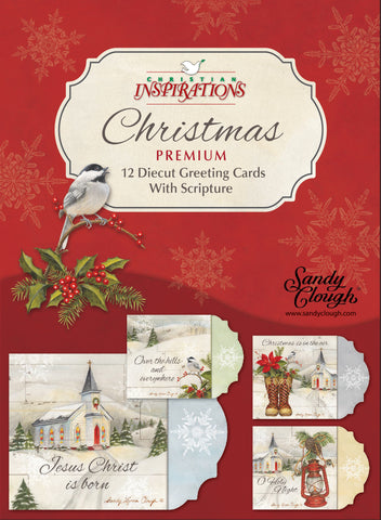 Good News - Mixed card box set with scripture