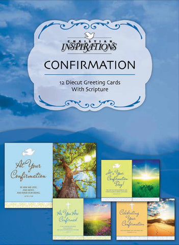 Gift of the Spirit - card box set with scripture
