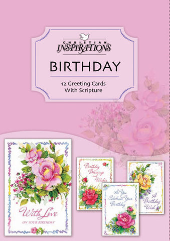 Celebrating You - card box set with scripture