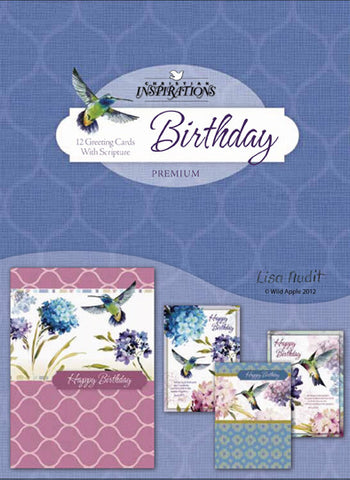 Spring Nectar - card box set with scripture