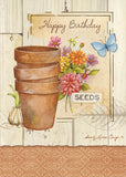 Rustic Garden - box card set with scripture