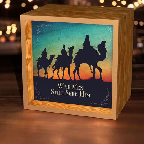 """Wise Men Still Seek Him"" Lightbox"