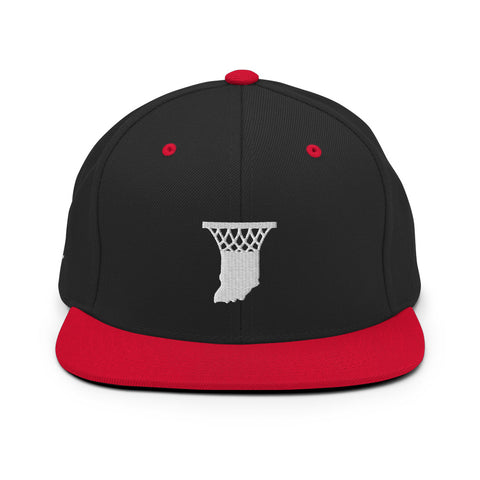 The Home of Basketball Snapback Hat