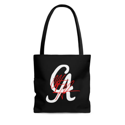 Clayton Anderson Stage Signature AOP Tote Bag