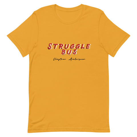 Struggle Bus Album Cover Unisex T-Shirt