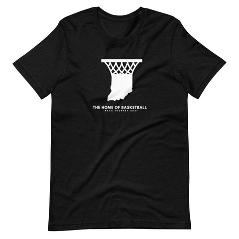 The Home of Basketball Short-Sleeve Unisex T-Shirt