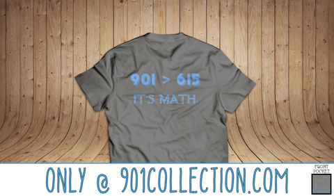 Pocketed Math Gray