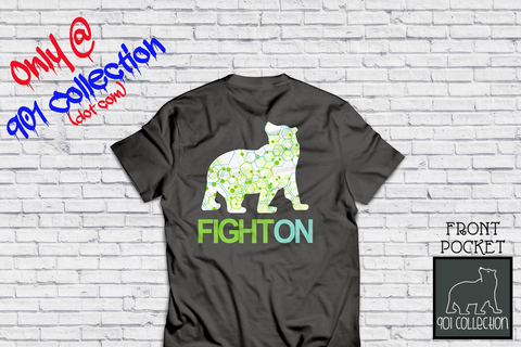 2018 Limited Edition West Cancer Center Fight On Tee