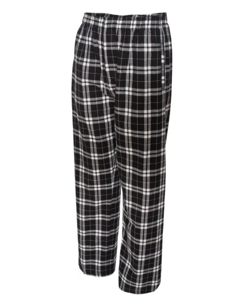 Embroidered Men's Pajama Pants