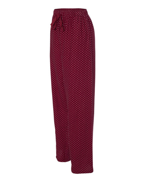 Embroidered Women's Pajama Pants