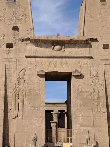Temples of Kom Ombo and Edfu