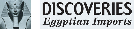 Discoveries Egyptian Imports