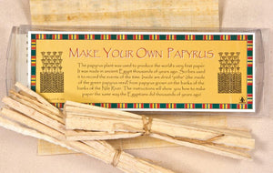 Make-Your-Own Papyrus Kit - 3 x 9""