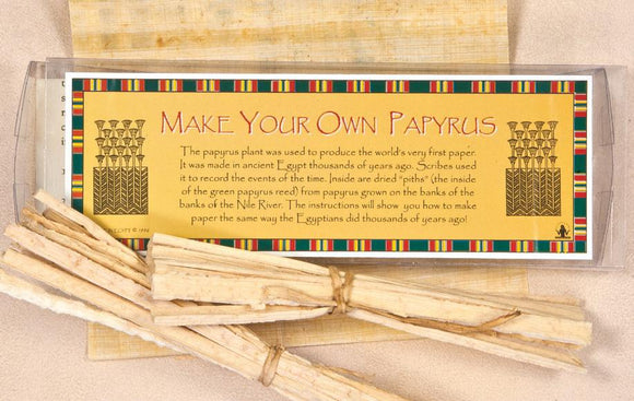 Make-Your-Own Papyrus Kit - 3 x 9