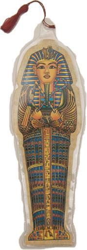 2-sided Sarcophagus Bookmark - 7