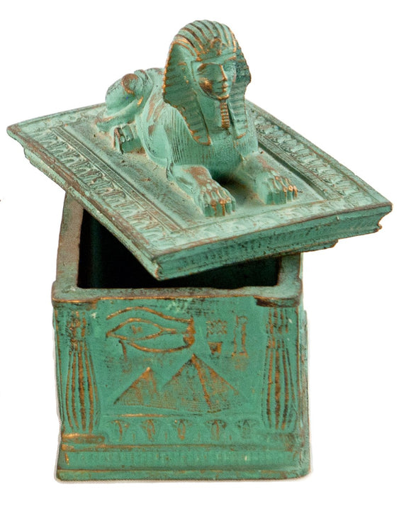 Sphinx Box Patina - 3