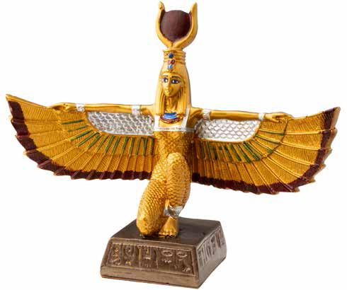 Golden Winged Isis  - 6