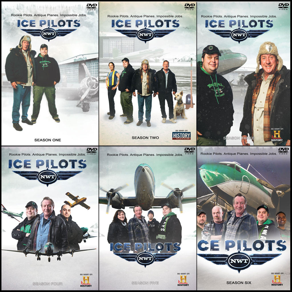 Ice Pilots Full Episodes All Seasons