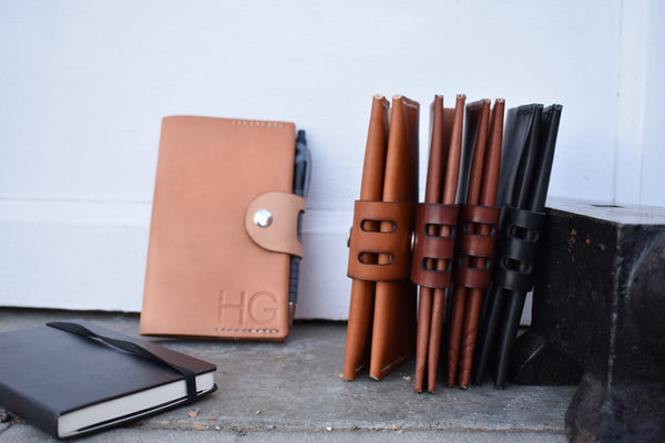 Notebook Cover - Small