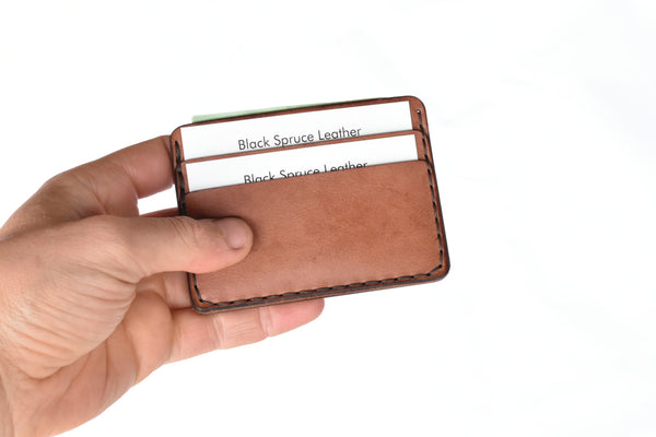 DIY 3 Pocket Card Wallet Kit