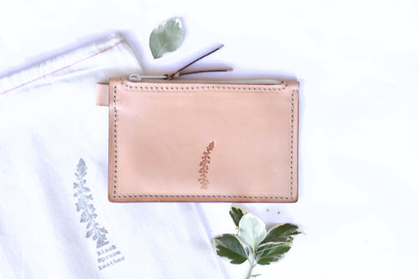 Classic Little Zip Wallet