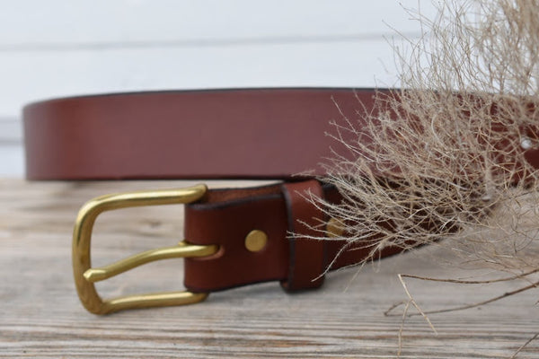 Standard Belt - Brown