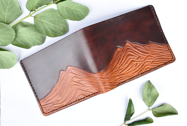 Signature Mountain Bifold Wallet