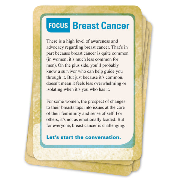 Focus: Breast Cancer