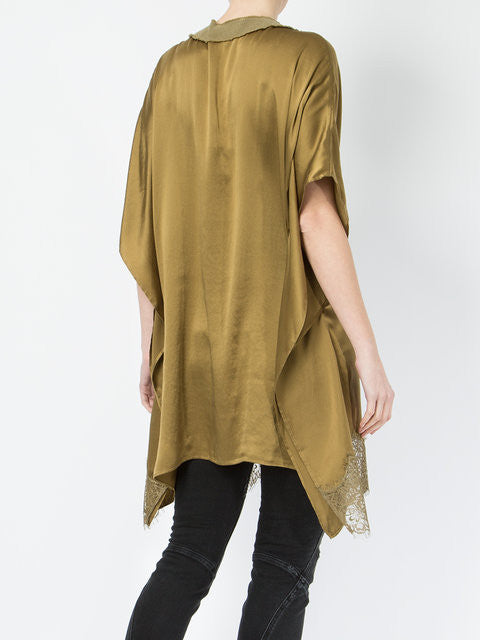 Pocket Cape Dress - Faith Connexion - Blouse - TOPGEARNY